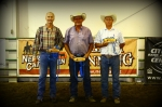 2D 3RD TROPHY HALTER WINNERS- JASON KRIZ, SID SMITH & KEITH STUBBS